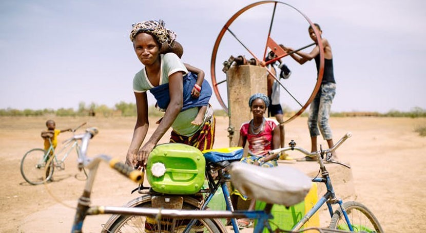 Why women's involvement is vital to water projects' success - or failure