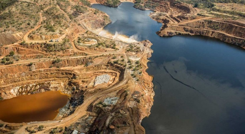 Mining companies and commodities face significant water risks, warns WWF report