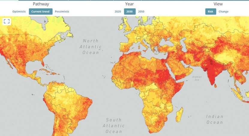New Water Risk Filter Scenarios will help companies and investors turn risk into resilience