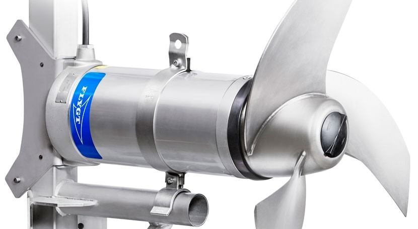 Xylem adds advanced automation to its adaptive mixers