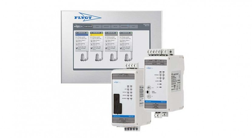 Flygt releases MAS 801 pump monitoring system
