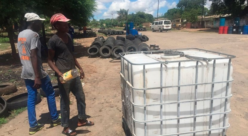 Zimbabwe's parched Bulawayo rations to save dwindling water