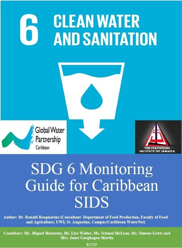 New SDG 6 monitoring guide for the Caribbean